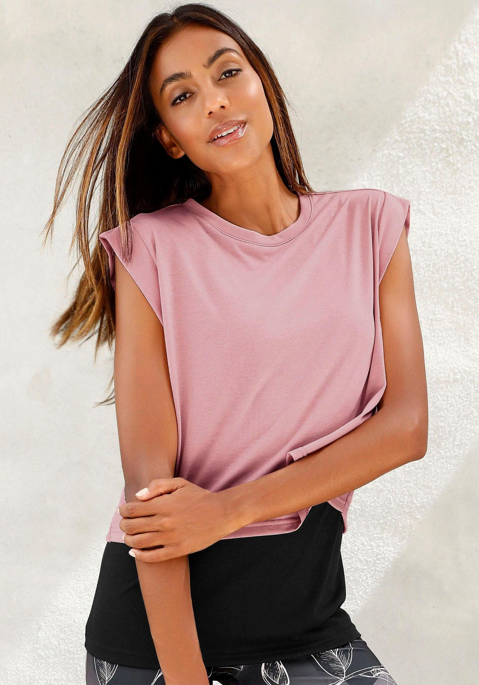 Image of LASCANA 2-in-1-Shirt