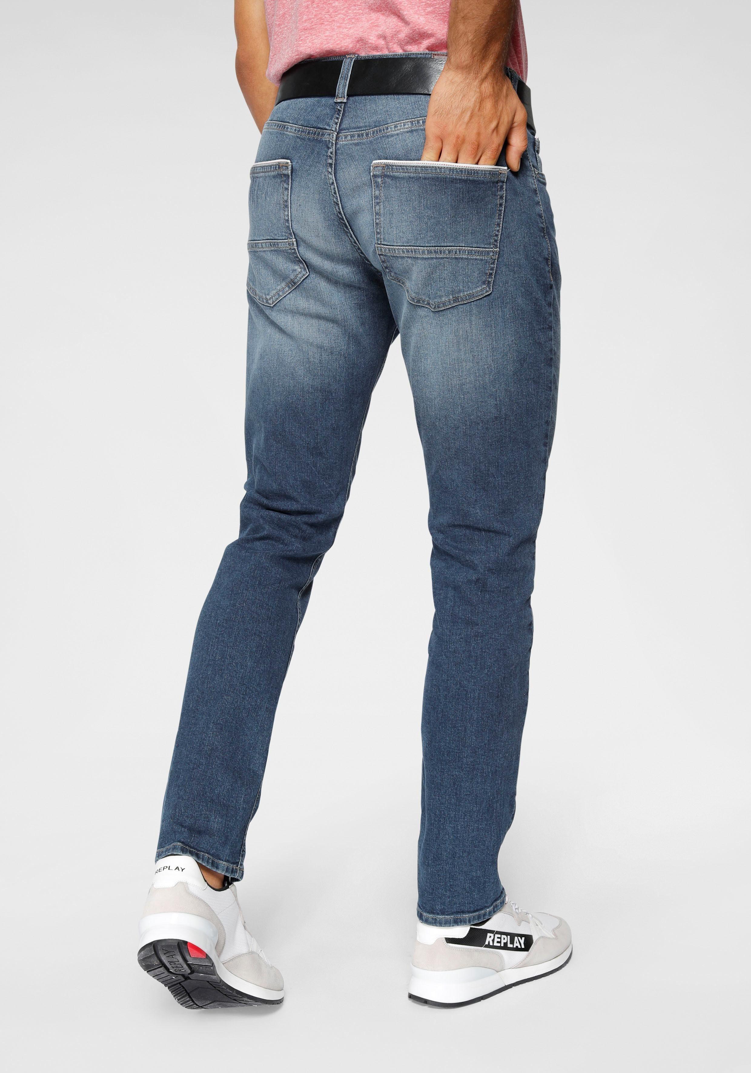Image of Bruno Banani Comfort-fit-Jeans »Greg«