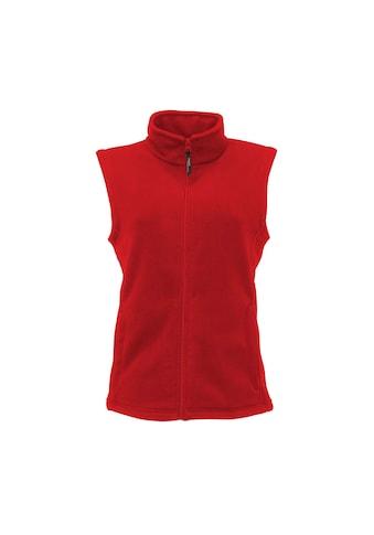 Regatta Fleeceweste »Damen Fleece-Weste / Fleece-Bodywarmer« kaufen