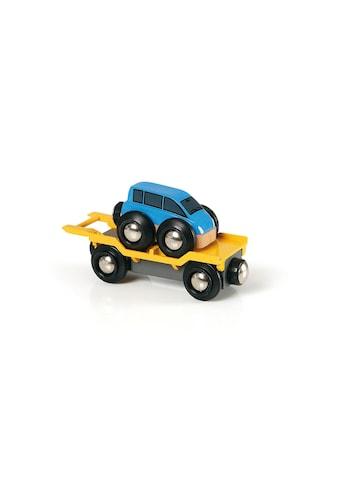 BRIO® Spielzeug-Auto »Autotransporter mit Ramp« kaufen