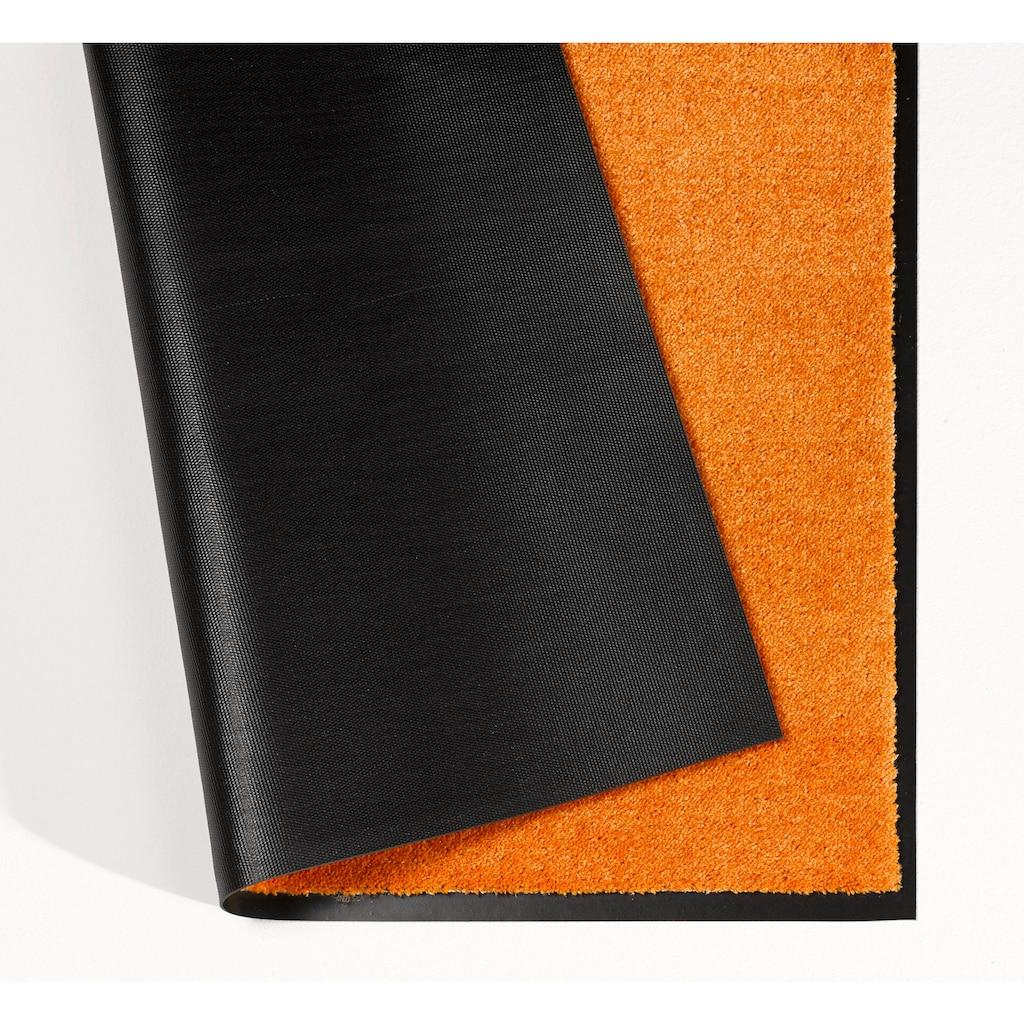 HANSE Home Läufer »Deko Soft«, rechteckig, 7 mm Höhe, Schmutzfangläufer, Schmutzfangteppich, Schmutzmatte, waschbar