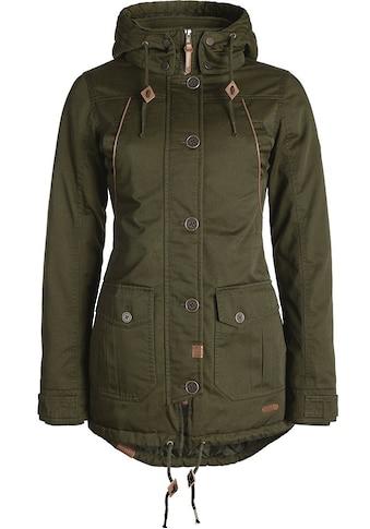 DESIRES Parka »Annabelle«, warme Jacke mit abnehmbarer Kapuze kaufen