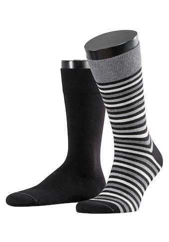 Esprit Socken Multistripe 2 - Pack (2 Paar) kaufen