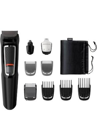 Philips Haar- und Bartschneider »MG3740/15«, 9 Aufsätze, 9-in-1, für Gesicht und Haare... kaufen