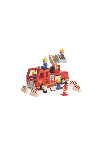 Spielzeug-Feuerwehr »Rettungsfahrzeug Feuerwehrauto« kaufen