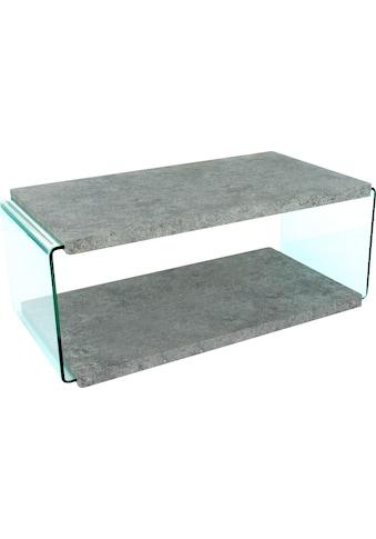Paroli Couchtisch, rechteckige Tischplatte kaufen