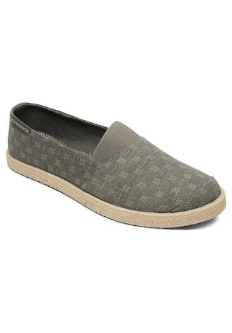 Quiksilver Slip - On Sneaker »Espadrilled« kaufen
