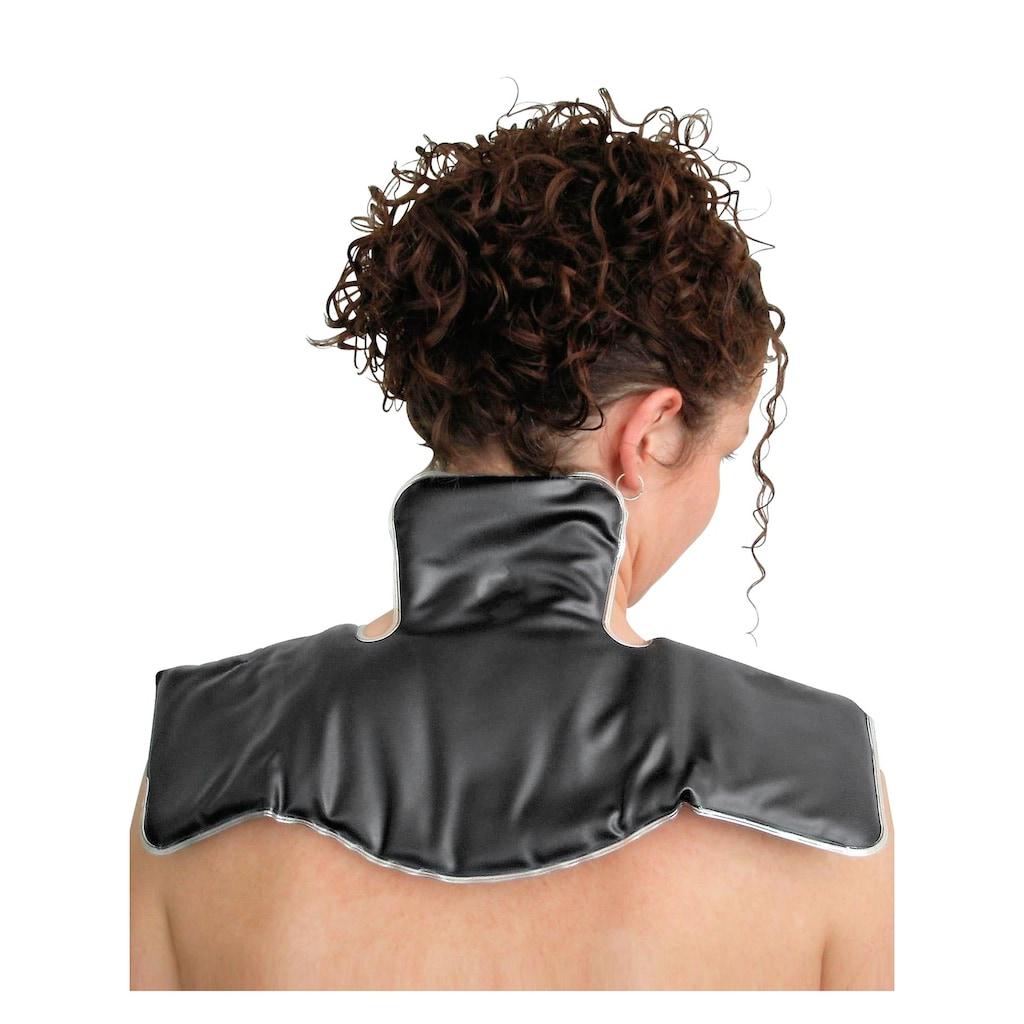 Moor-Nacken-Wärmekissen für den schmerzanfälligen Halswirbel- und Schulterbereich