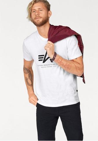 Alpha Industries T-Shirt »Basic T-Shirt« kaufen