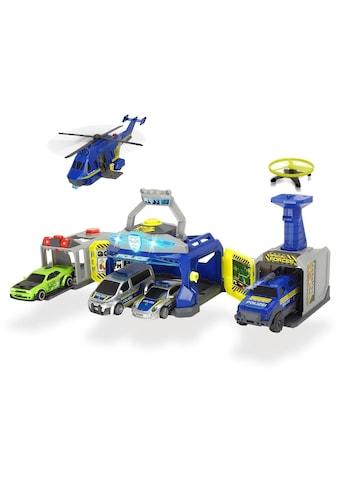Dickie Toys Spiel-Polizeistation »Ultimate Police Headquarter« kaufen