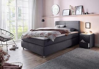 jockenh fer gruppe boxspringbett auf rechnung kaufen. Black Bedroom Furniture Sets. Home Design Ideas
