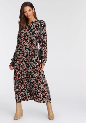 Vero Moda Midikleid »VMCECILIA LS 7/8 SHIRT DRESS« kaufen