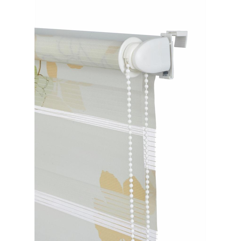 my home Doppelrollo »Damar«, Lichtschutz, ohne Bohren, freihängend, im Fixmass