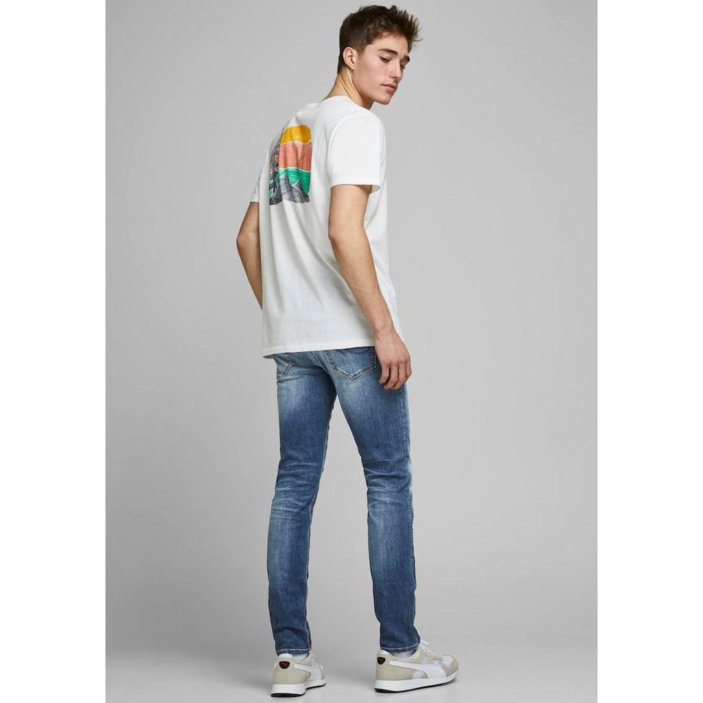 Jack & Jones Slim-fit-Jeans »Glenn«