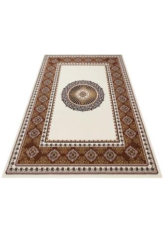 Teppich, »Shari«, DELAVITA, rechteckig, Höhe 7 mm, maschinell gewebt kaufen