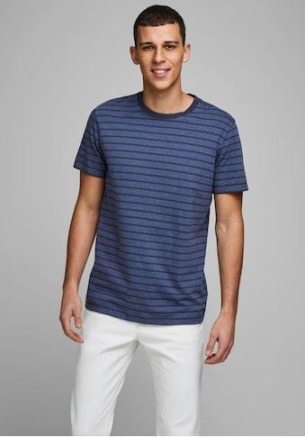 Jack & Jones T-Shirt »STRIPED TEE« kaufen