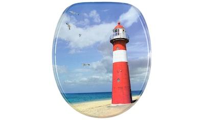 Sanilo WC-Sitz »Leuchtturm«, mit Absenkautomatik kaufen