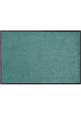 HANSE Home Fussmatte »Wash & Clean«, rechteckig, 7 mm Höhe, Fussabstreifer, Fussabtreter, Schmutzfangläufer, Schmutzfangmatte, Schmutzfangteppich, Schmutzmatte, Türmatte, Türvorleger, In- und Outdoor geeignet, waschbar kaufen