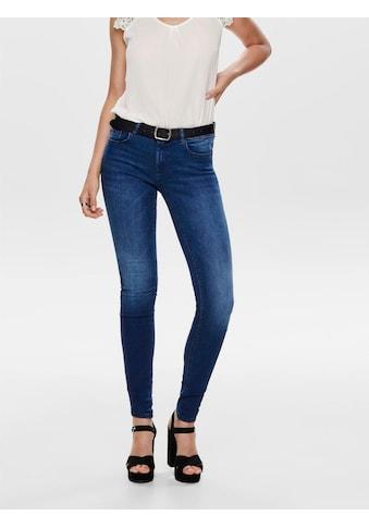 Only Skinny - fit - Jeans »CARMEN« kaufen