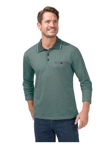 Marco Donati Langarm - Shirt mit Brusttasche kaufen