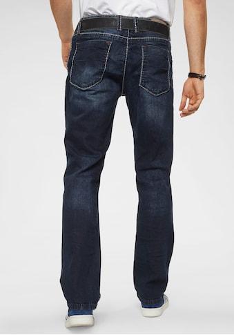 CAMP DAVID Straight - Jeans »NI:CO:R611« kaufen