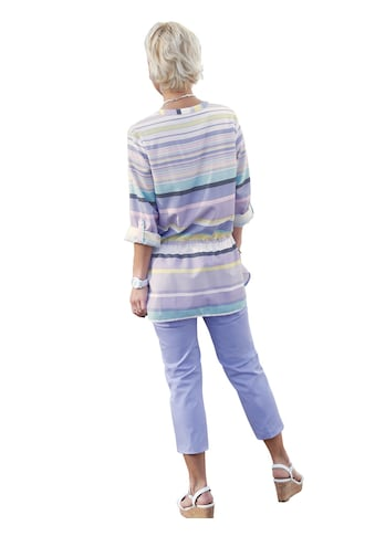 Casual Looks Bluse im flotten Streifendessin kaufen