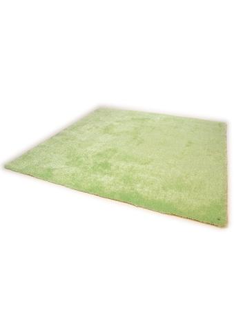 TOM TAILOR Hochflor-Teppich »Soft«, rechteckig, 35 mm Höhe, handgetuftet, super weich und flauschig, Wohnzimmer, Kundenliebling mit 4,5 Sterne-Bewertung! kaufen