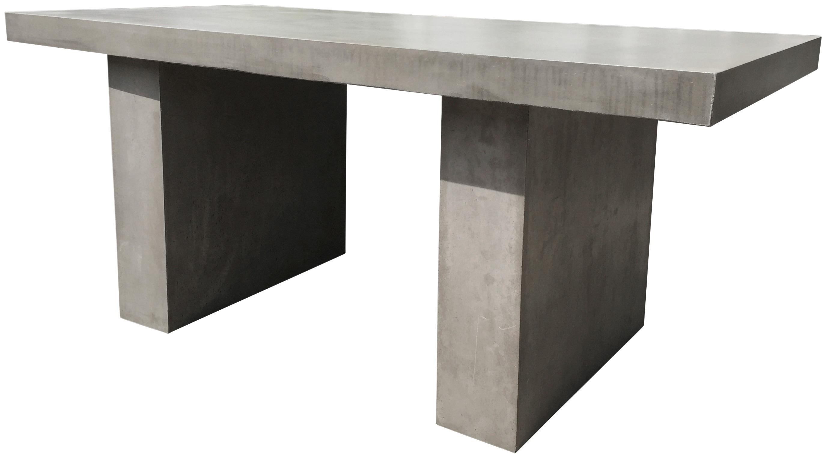 Image of ANDIAMO Gartentisch »Gravis«, 3-tlg., Beton, Masse (B/H/T) 90x76x180 cm