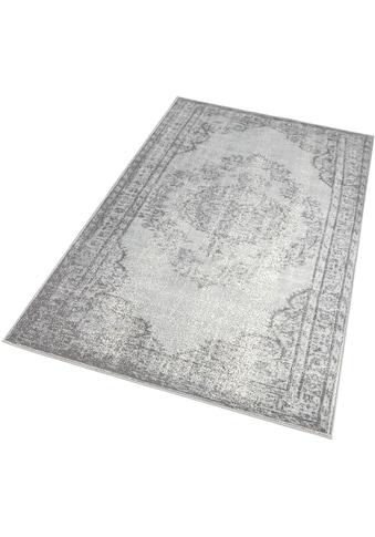 HANSE Home Teppich »Cordelia«, rechteckig, 9 mm Höhe, Kurzflor, Vintage Optik, Wohnzimmer kaufen