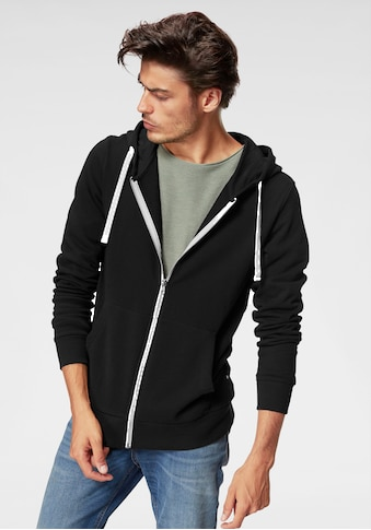 Jack & Jones Kapuzensweatjacke »HOLMEN SWEAT ZIP HOOD« kaufen