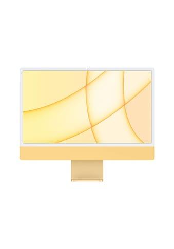 """Apple iMac »iMac (2021), 24"""", 4K Retina, 8GB RAM, 512 GB Speicherplatz«, Z12TSM/A kaufen"""
