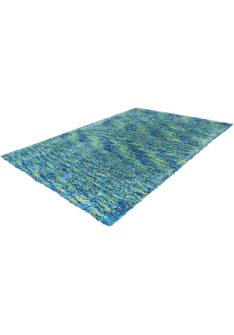 Arte Espina Hochflor-Teppich »Mona 8043«, rechteckig, 25 mm Höhe, besonders weich durch Microfaser, Wohnzimmer kaufen