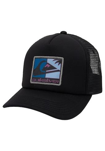 Quiksilver Trucker Cap »Standardize« kaufen