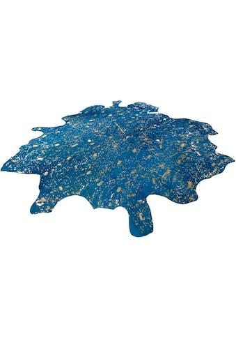 Fellteppich, »Glam 410«, Kayoom, fellförmig, Höhe 8 mm, Naturprodukt kaufen