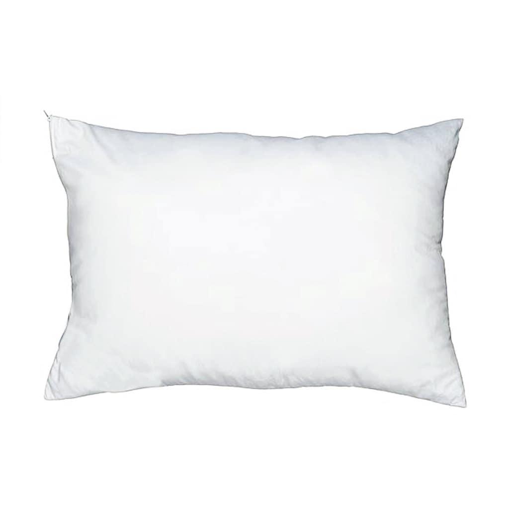 Balette Kopfkissen »Faserkopfkissen/-pfulmen Mia«, Füllung: 100% Polyester (OBB Fluffy-Fill), Bezug: 100% Baumwolle, (1 St.)