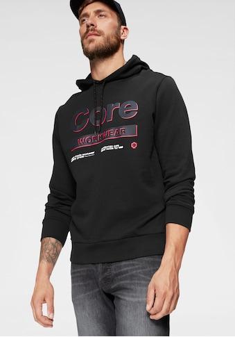 Jack & Jones Kapuzensweatshirt »BILLEN SWEAT HOOD« kaufen