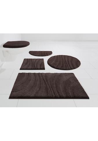 Badematte »Gobi«, GRUND exklusiv, Höhe 22 mm, rutschhemmend beschichtet, fussbodenheizungsgeeignet kaufen
