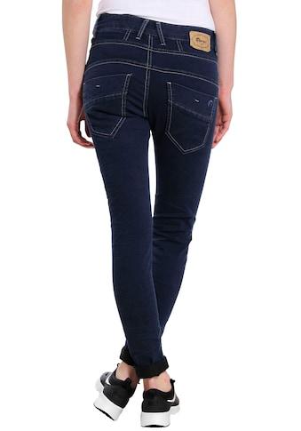 GANG Skinny-fit-Jeans »NEW GEORGINA«, mit besonderen Teilungsnähten kaufen