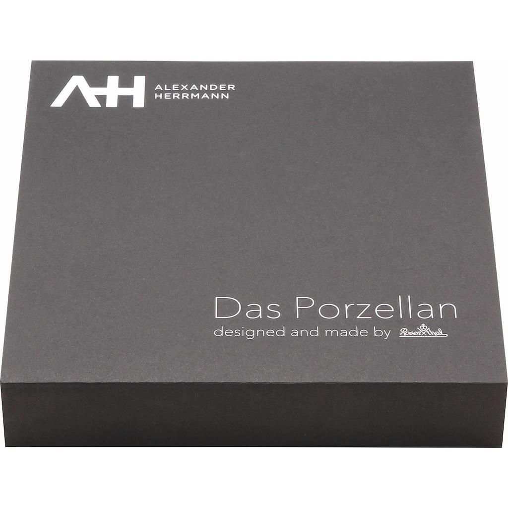 Alexander Herrmann Pastateller »GOURMET Linie«, (2 St.), Porzellan