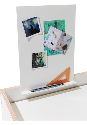 Müller SMALL LIVING Magnettafel »FLAI Magnetboard mit Ablage«, geeignet für Kanten mit 18 mm Materialstärke kaufen