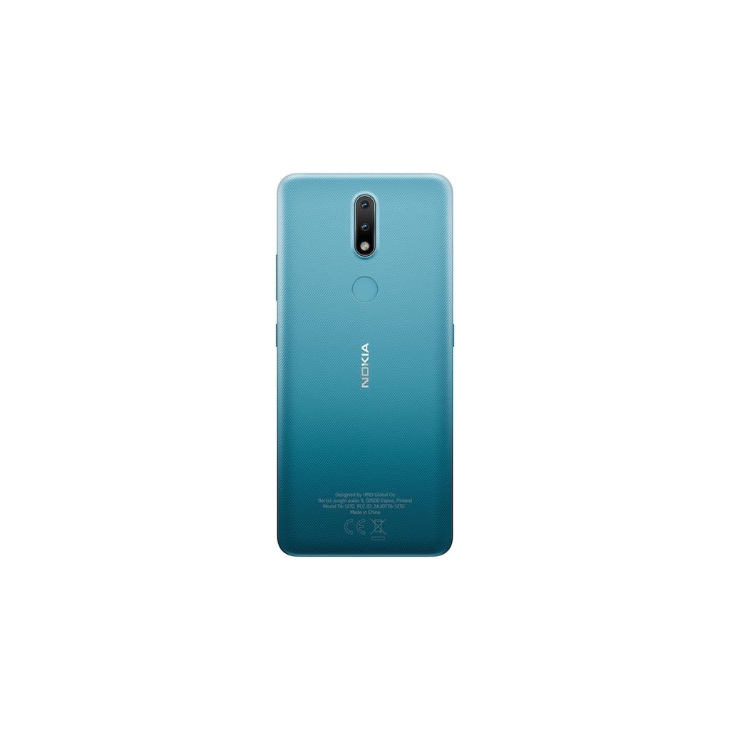 Nokia Smartphone »2.4 32 GB Blau«
