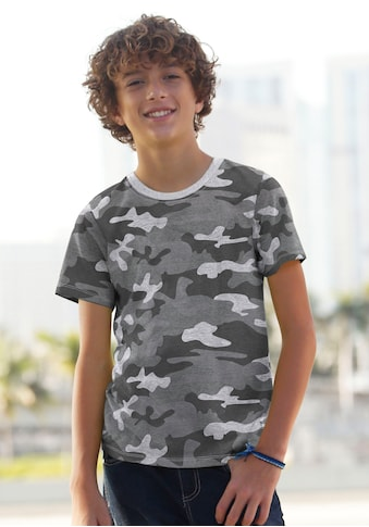 KIDSWORLD T-Shirt »tarnfarben« kaufen