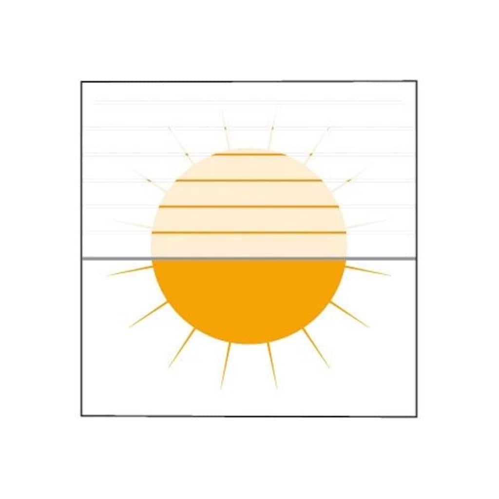 sunlines Plissee nach Mass »Crush-Optik«, Lichtschutz, Perlreflex-beschichtet, mit Bohren, verspannt