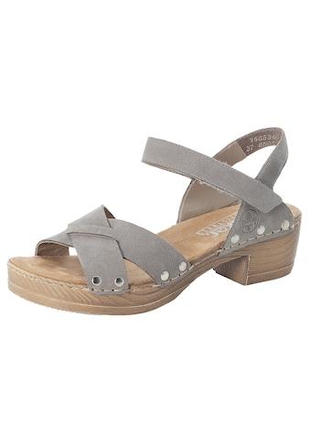 Rieker Sandalette, mit Nietenverzierung kaufen