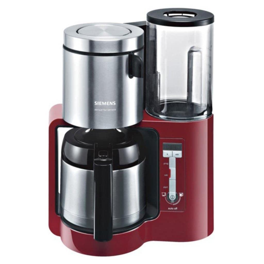 SIEMENS Filterkaffeemaschine »TC86504«