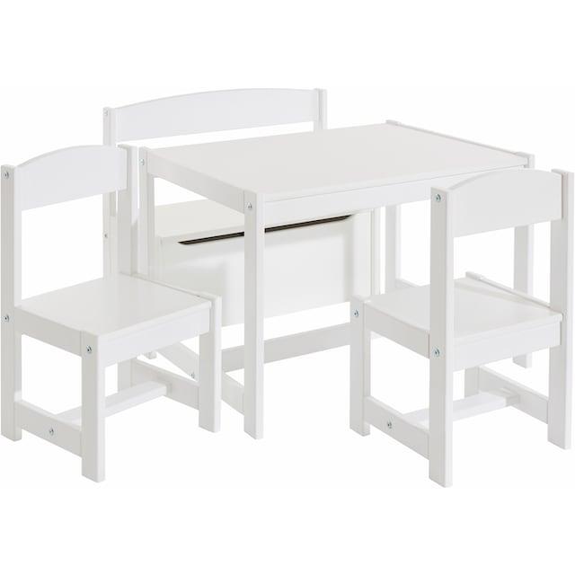 Hoppekids Kindersitzgruppe (Set, 4-tlg)