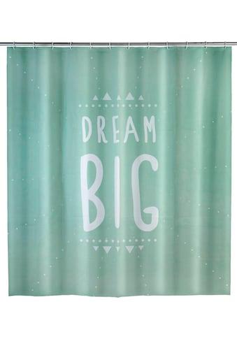 WENKO Duschvorhang »Dream Big«, Breite 180 cm, Höhe 200 cm kaufen