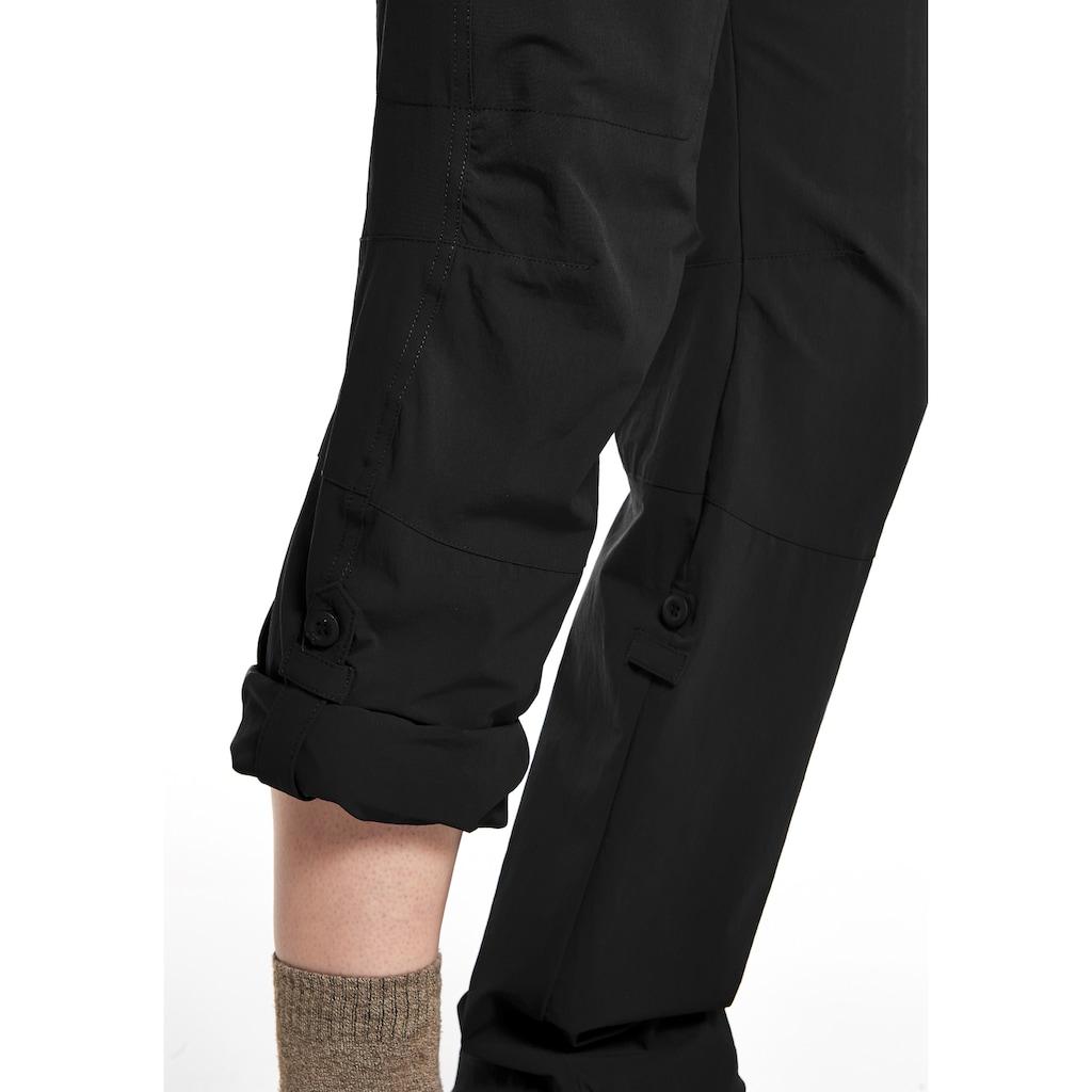 Maier Sports Funktionshose »Lulaka«, Wanderhose mit Roll-Up Funktion am Bein