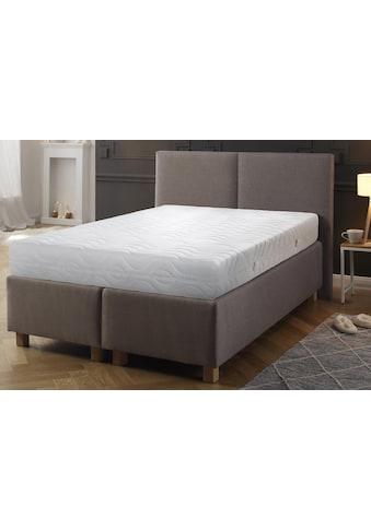 BeCo EXCLUSIV Komfortschaummatratze »KS 290 Luxus«, (1 St.), Boxspringfeeling und gesunder Schlaf dank Luxus-Höhe kaufen