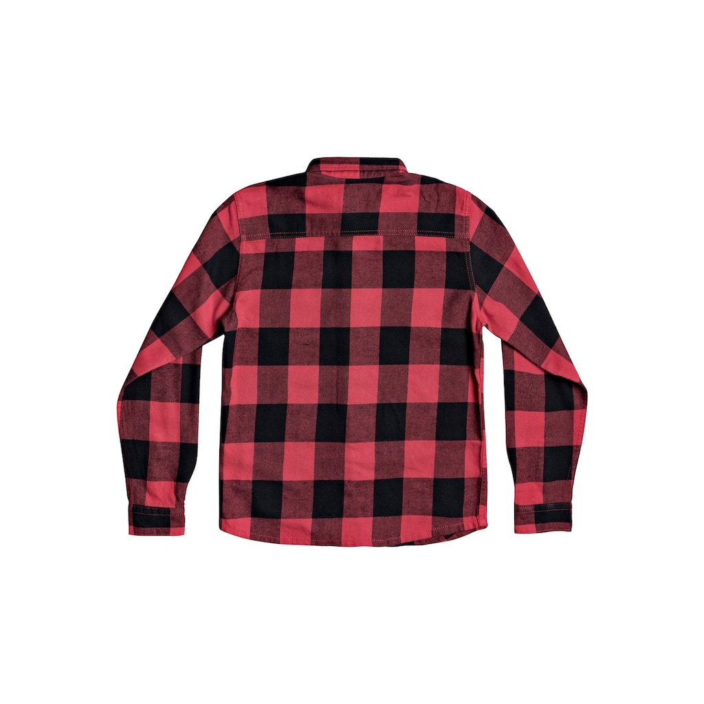 Quiksilver Langarmhemd »Motherfly Flannel«